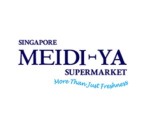 Meidi-ya Big Logo