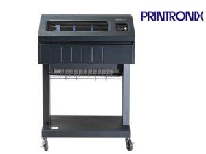 Printronix P8000H Open Pedestal Line Matrix Printer