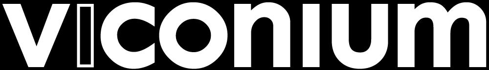 Viconium Logo (White)