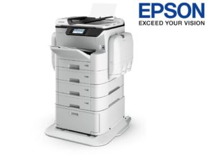 EPSON WorkForce Pro WF-C869R Colour Inkjet Multi-Function Printer