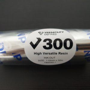 DNP V300 Versatile Resin Thermal Transfer Ribbon